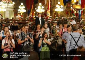 Marschmusik in Zurrieq