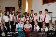 Gruppenbild des gemeinsamen Flötenregisters